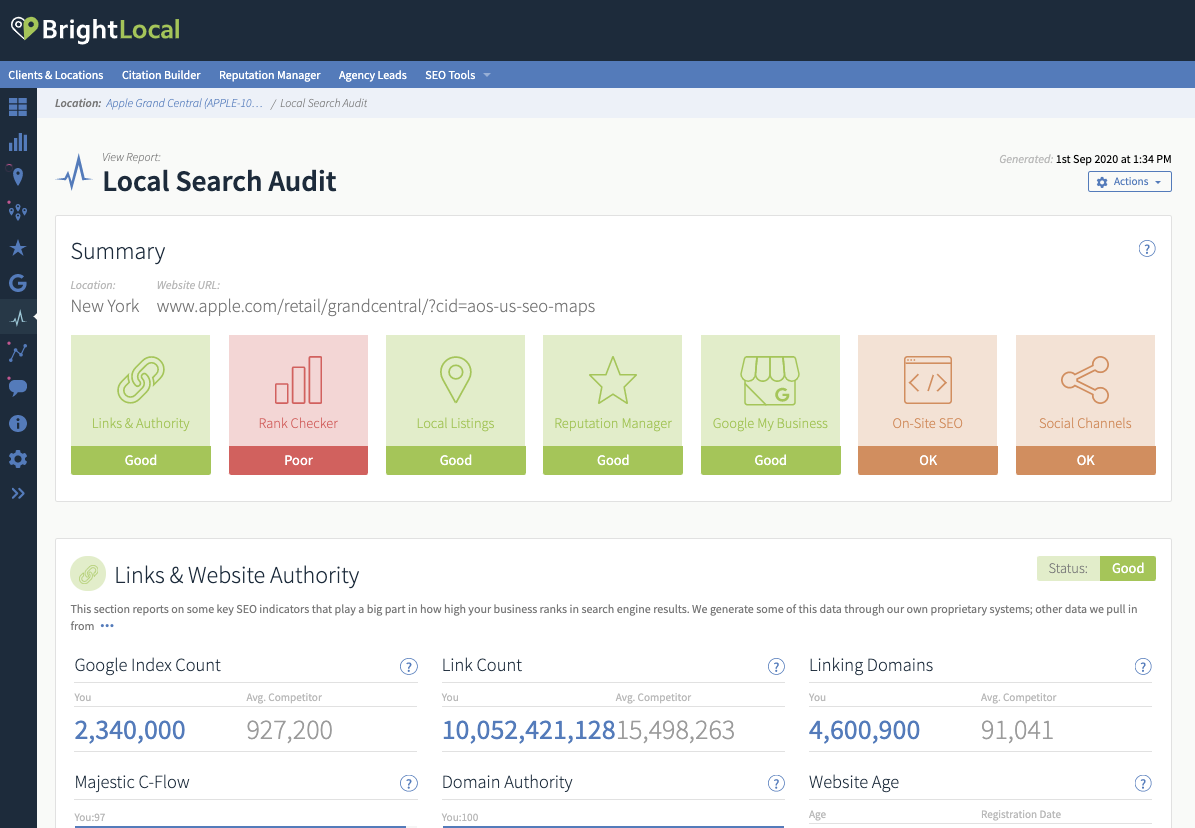 Location-Dashboard-Local-Search-Audit-BrightLocal-com.png